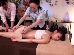 Japanese 18yo massage turned weird