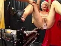 Freaks of Nature 187 Granny Fucking Machine