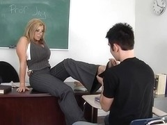 Sara Jay & Danny Wylde in My First Sex Teacher