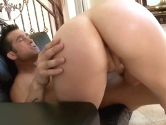 Billy Glide in wild screw with Holly Michaels