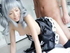 idolmaster cinderella girls – Kanzaki Ranko cosplay sex