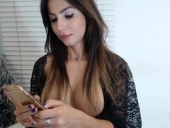 amateur nicollcherry flashing boobs on live webcam Part 01