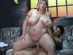 FattyPub SiteRip - Lots of BBW sex action on the couch