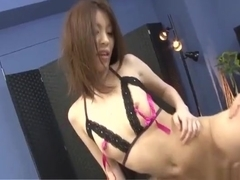 Dirty Trio Along Two Studs For Naughty Nao Kojima