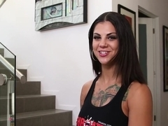 Crazy pornstar Bonnie Rotten in Horny Blowjob, Reality sex scene