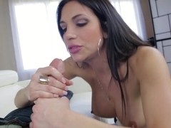 Crazy pornstar Jaclyn Taylor in Fabulous Blowjob, Brunette xxx video