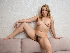 Ginger Love in Sexy Black Outfit - Anilos