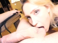 Blogger Found Bound Slut In Airbnb Closet And Hard Fucked