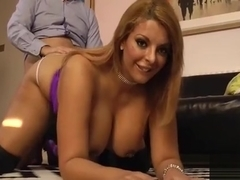 Buddy bangs blonde Tamara