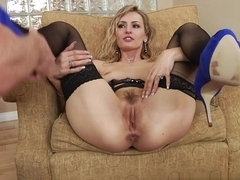 Incredible pornstars Mark Wood, Natasha Starr in Crazy Stockings, Pornstars xxx video