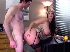 (alison tyler) Hot Cheating Sexy Wife Love Hard Bang On Cam clip-03