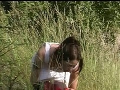 Wild Bride in the cum-hole'ry side