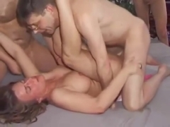 Horny porn clip Group Sex amateur check will enslaves your mind