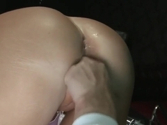 Lissa Love Got Her Pussy Licked And Fucked, The Other Day, Until She Started Moaning From Pleasure