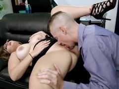 Britt James in Mommy Doesn't Know