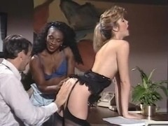 Alicia Monet, Angel Kelly, Barbara Dare in vintage xxx site