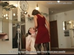 Russian-Mistress Video: Madame Margo