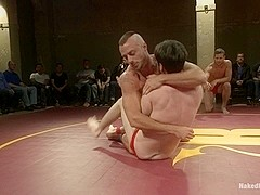 NakedKombat Hayden Richards Rowen Jackson vs Jessie Colter Doug Acre Live Match