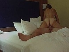 Hotel Fuck - Me on top now