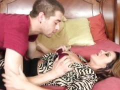 Raquel DeVine & Xander Corvus in My Friends Hot Mom