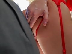 Lexington prepared absolutely mad BBC banging for Karlee Grey