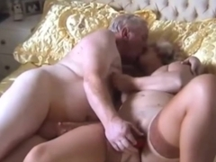 Mature married couple fuck (CIM)