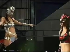 Japanese catfight