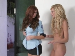 Best pornstars Hayden Hawkens, Sabrina Maree in Exotic Lesbian, HD porn video