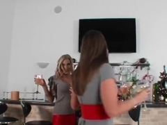 When cougars get together starring Brianna Ray and Kristen Cameron,