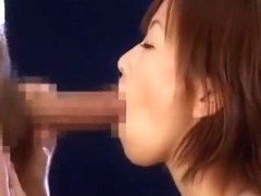 Hottest Japanese slut Saki Ninomiya in Crazy Fingering, Threesomes JAV video
