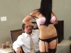 Audrey Bitoni & Tommy Gunn in My Wife Shot Friend