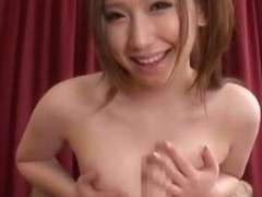 Crazy Japanese girl Ai Sayama in Exotic Big Tits, POV JAV movie