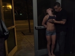 Teen Jojo Kiss Kidnapped And Pounded By Big Rod