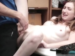Russian Teen Short Hair First Time Suspect Was Jumpy And