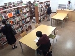 Schoolgirls Assaulted In Library - Part 3 (MRBOB)