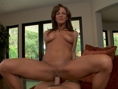 Sarah Bricks & Christian in House Wife 1 on 1