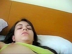 Bulgarian HOT young teen masturbate PART 2