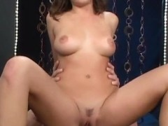 This young milf likes to talk dirty