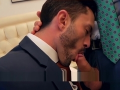 Latin gay fetish with facial