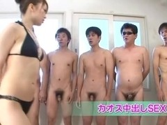 Nazuna Otoi Uncensored Hardcore Video with Gangbang, Dildos/Toys scenes