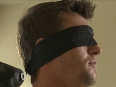BDSM - Southern stud gets his dick edged.