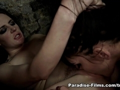 Samantha Bentley & Daisy Rock in Tongue Fuckers Deluxe - Paradise-Films
