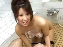 Crazy Japanese model Nana Saeki in Hottest JAV movie