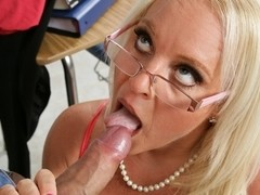 Alexis Golden & Danny Mountain in My First Sex Teacher