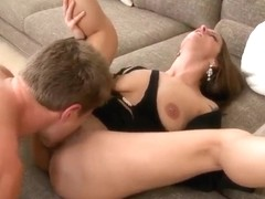 Luxurious milf getting drilled like never before