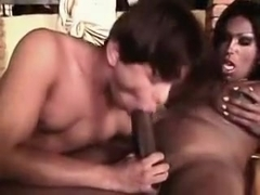 Hottest amateur shemale movie with Black, Blowjob scenes
