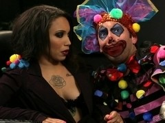 What A Clown! BurningAngel Video