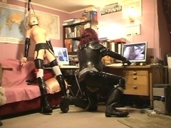 Excellent sex video transsexual Bondage crazy like in your dreams