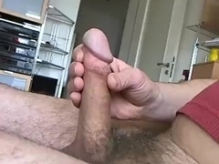 Dick - jerk - cum