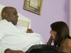 Exotic pornstar Casey Cumz in incredible blowjob, big cocks adult movie